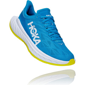 Hoka One One Carbon X 2 Shoes Women, diva blue/citrus